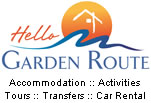 Holiday Accommodation and Tours in the Garden Route South Africa